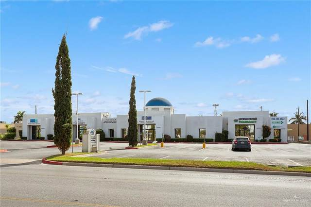 1116 E 8th Street, Weslaco, TX 78596 (MLS #351255) :: The Ryan & Brian Real Estate Team