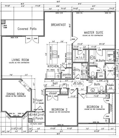811 Blue Quail Street, Alamo, TX 78516 (MLS #351368) :: The MBTeam