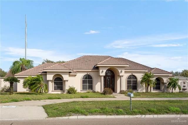 1805 E Mile 3 Road, Palmhurst, TX 78573 (MLS #351371) :: eReal Estate Depot