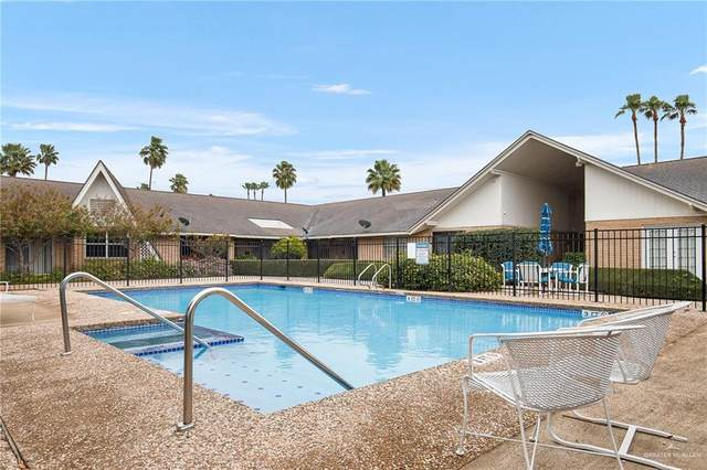 700 W Fern Avenue #17, Mcallen, TX 78501 (MLS #351379) :: Key Realty