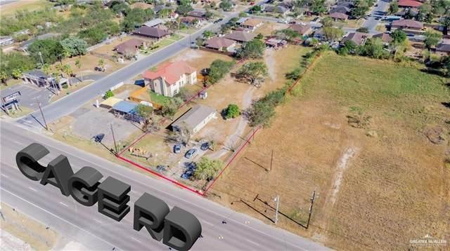 8601 S Cage Boulevard, Pharr, TX 78577 (MLS #351387) :: Key Realty