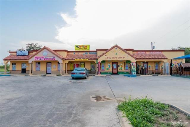 1225 N Veterans Boulevard #5, Pharr, TX 78577 (MLS #351388) :: The Ryan & Brian Real Estate Team