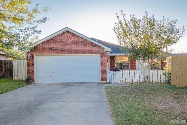 416 30th Street, Hidalgo, TX 78557 (MLS #351408) :: The Ryan & Brian Real Estate Team