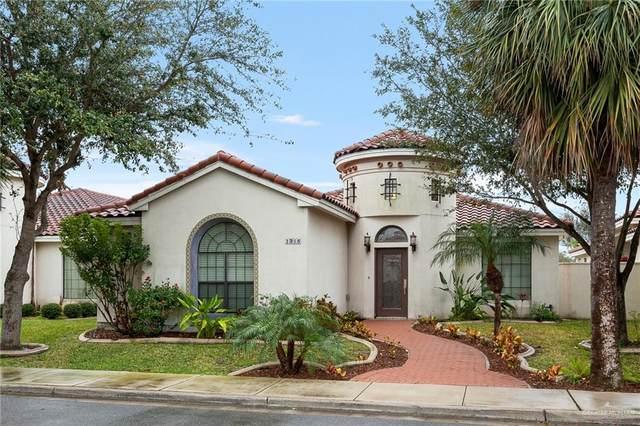 1316 E Agusta Avenue, Mcallen, TX 78503 (MLS #351413) :: The Lucas Sanchez Real Estate Team