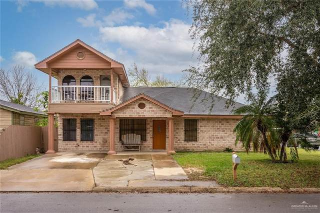 1100 Paisano Avenue, San Juan, TX 78589 (MLS #351419) :: The Ryan & Brian Real Estate Team
