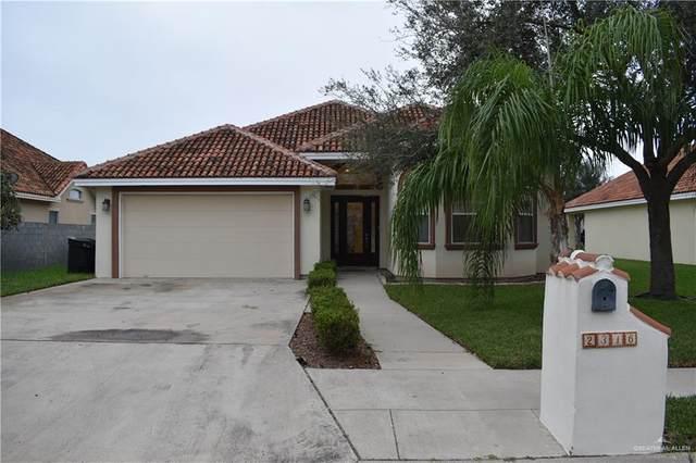 2316 S 48th Street, Mcallen, TX 78503 (MLS #351423) :: The Lucas Sanchez Real Estate Team