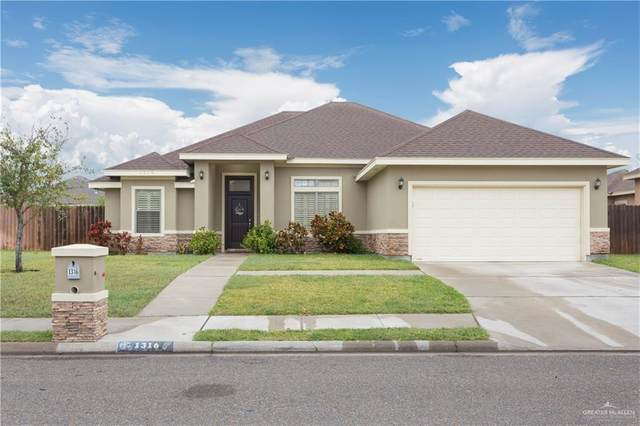 1316 Mountain Road, Mission, TX 78573 (MLS #351424) :: The MBTeam