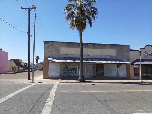 340 S Texas Boulevard, Weslaco, TX 78596 (MLS #351460) :: The MBTeam