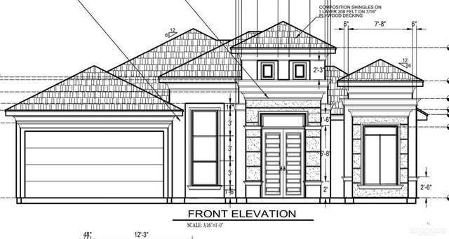 1216 S Jo Beth Street, Alton, TX 78573 (MLS #351476) :: The Ryan & Brian Real Estate Team