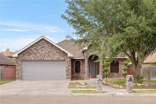 3405 Lerma Drive, Edinburg, TX 78539 (MLS #351496) :: The Ryan & Brian Real Estate Team