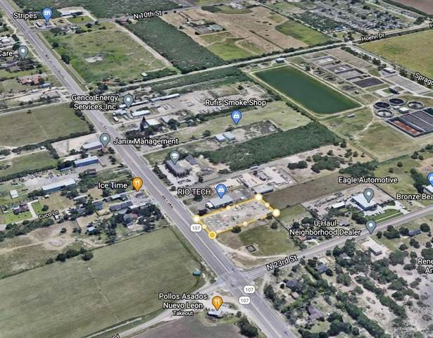 000 State Highway 107, Edinburg, TX 78541 (MLS #351502) :: Jinks Realty