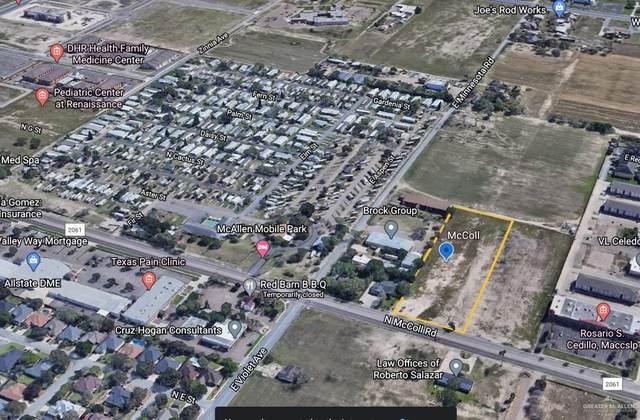 000 N Mccoll Road, Mcallen, TX 78504 (MLS #351515) :: Key Realty