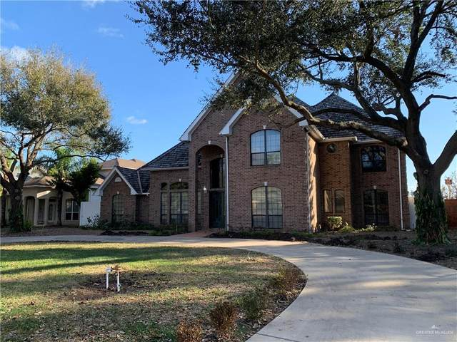 500 Newport Lane, Mcallen, TX 78501 (MLS #352523) :: The Ryan & Brian Real Estate Team