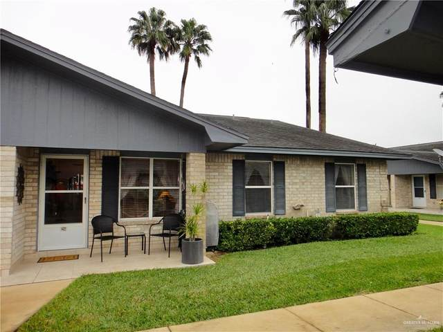 807 E 21st Street #26, Mission, TX 78572 (MLS #352544) :: Jinks Realty