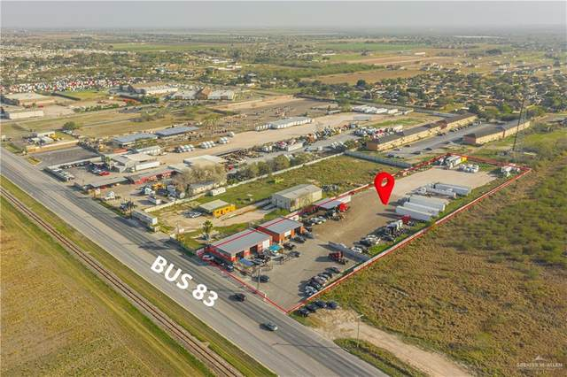 239 E Business 83 Highway E, Alamo, TX 78516 (MLS #352558) :: The Lucas Sanchez Real Estate Team
