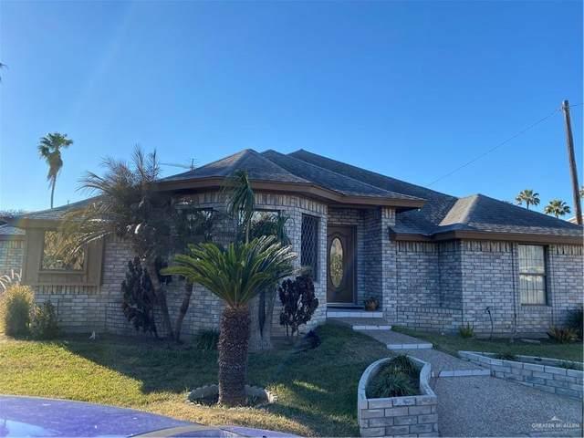 1621 Dalobo Boulevard, Mission, TX 78572 (MLS #352559) :: The Lucas Sanchez Real Estate Team