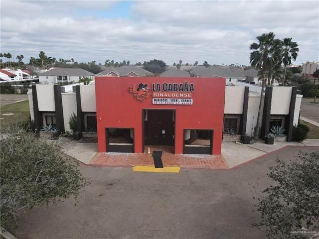 4300 N 2nd, Mcallen, TX 78504 (MLS #352560) :: Imperio Real Estate