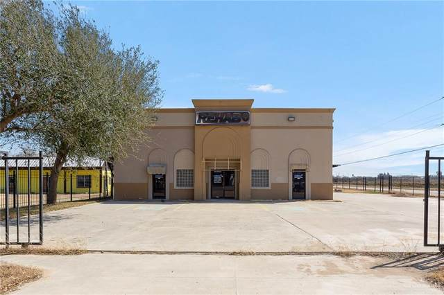 5216 N Fm 493, Donna, TX 78537 (MLS #352593) :: The Lucas Sanchez Real Estate Team