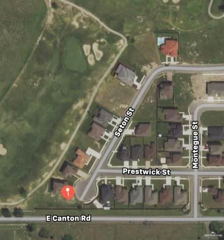 2739 Seton Street, Edinburg, TX 78542 (MLS #352598) :: The MBTeam