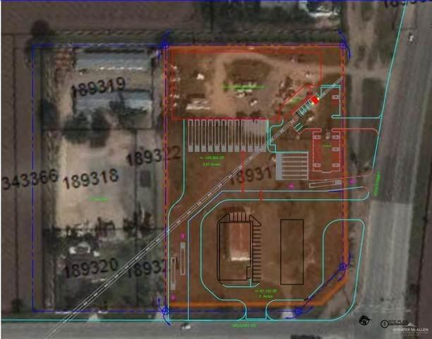 5800 S 10th Street, Mcallen, TX 78503 (MLS #352603) :: The MBTeam