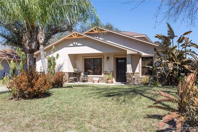 2307 Brock Street, Mission, TX 78572 (MLS #352609) :: The MBTeam