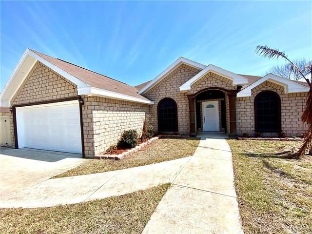 502 Kristie Drive, Edinburg, TX 78541 (MLS #352639) :: The Ryan & Brian Real Estate Team