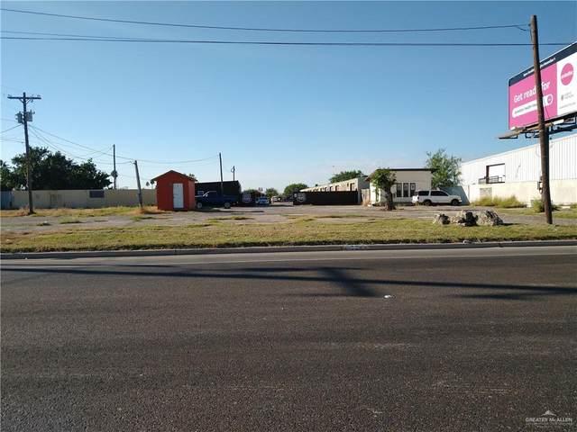 621 W Ferguson Avenue, Pharr, TX 78577 (MLS #352654) :: Jinks Realty