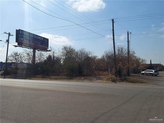 321 SW Expressway 83 Highway, La Joya, TX 78560 (MLS #352748) :: The MBTeam