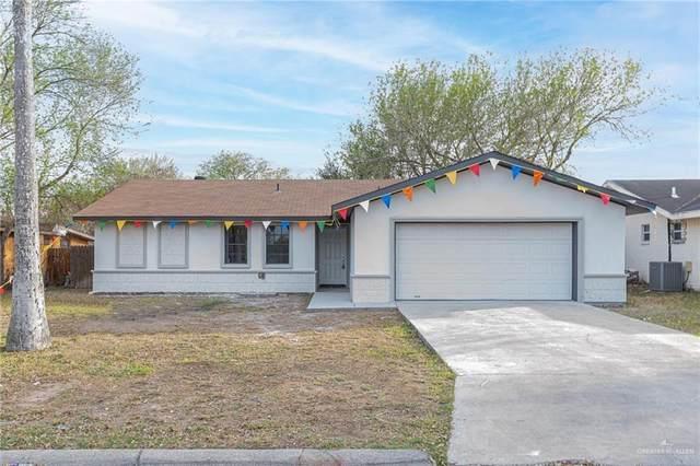 412 E Iris Avenue, Mcallen, TX 78501 (MLS #352757) :: The Ryan & Brian Real Estate Team