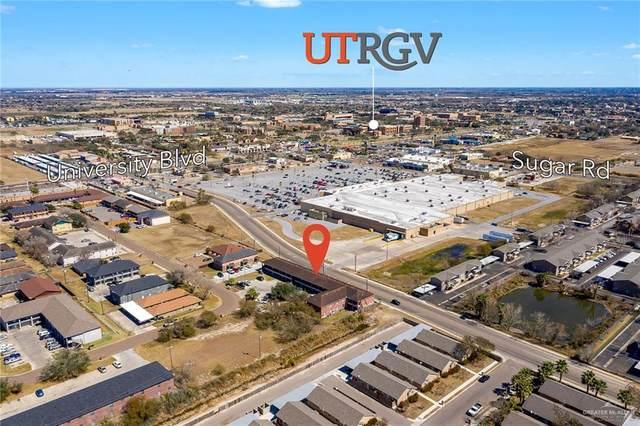 402 Gastel Circle, Edinburg, TX 78539 (MLS #352758) :: Jinks Realty