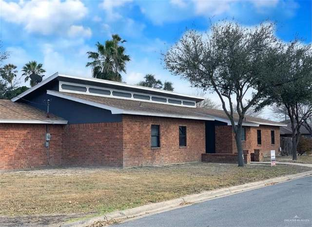 2436 N 25th Street, Mcallen, TX 78501 (MLS #352764) :: Jinks Realty
