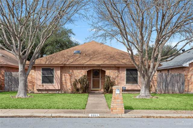 5501 N 31st Street N, Mcallen, TX 78504 (MLS #352769) :: Jinks Realty