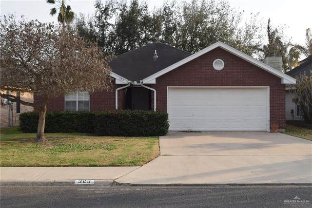 323 Rebecca Drive, Alamo, TX 78516 (MLS #352781) :: Jinks Realty