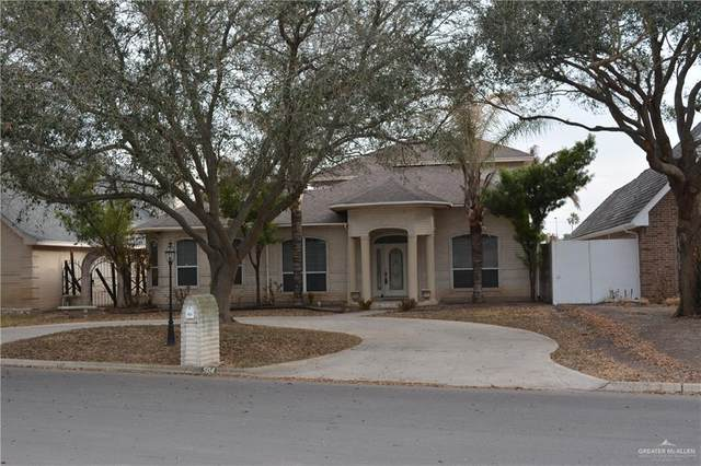 504 E Newport Lane, Mcallen, TX 78501 (MLS #352860) :: eReal Estate Depot