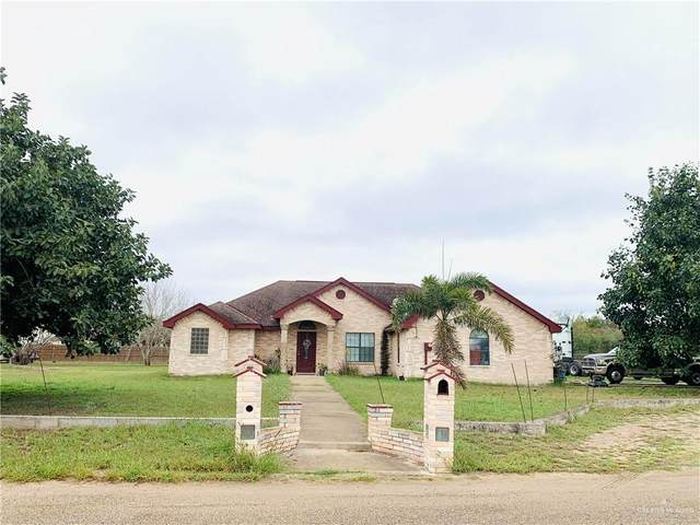 2109 Ebony Avenue, Penitas, TX 78576 (MLS #352906) :: Jinks Realty