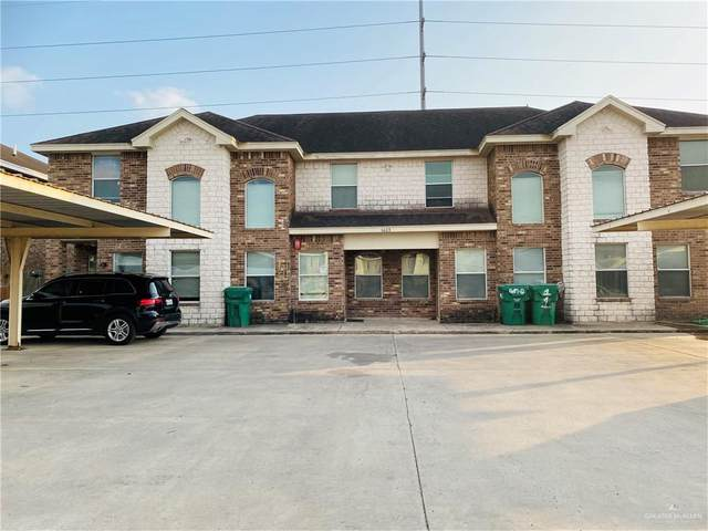 1607 W Omni Avenue #4, Pharr, TX 78577 (MLS #352911) :: The Ryan & Brian Real Estate Team