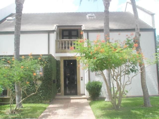 301 Byron Nelson Drive #30, Mcallen, TX 78501 (MLS #352919) :: The Lucas Sanchez Real Estate Team