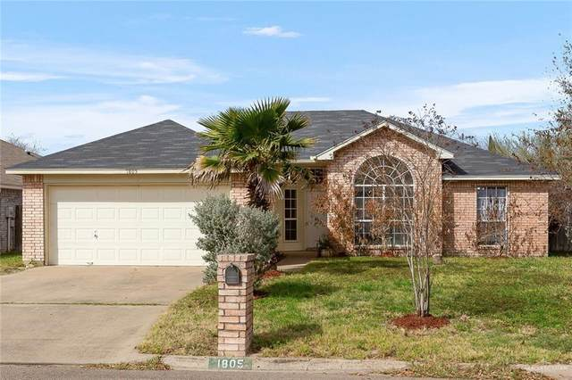 1805 Crown Pointe Boulevard, Mission, TX 78572 (MLS #352978) :: Imperio Real Estate
