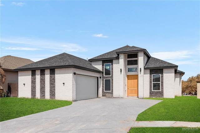 3704 Teal Avenue, Mcallen, TX 78504 (MLS #352989) :: Key Realty