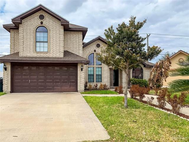 3417 N 36th Lane, Mcallen, TX 78501 (MLS #353121) :: Jinks Realty