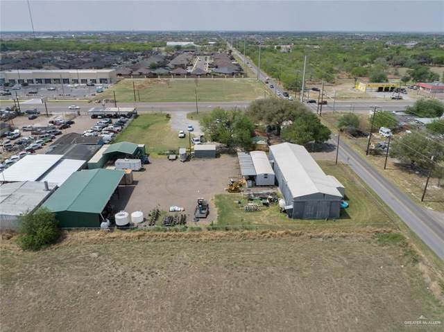 122 E Wisconsin Road, Edinburg, TX 78539 (MLS #353155) :: Jinks Realty