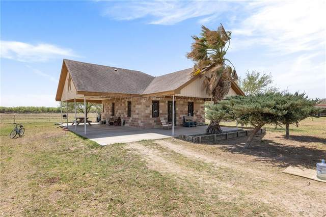 21800 Texan Road, Mission, TX 78574 (MLS #353171) :: Imperio Real Estate