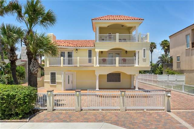 5905 Gulf Boulevard, South Padre Island, TX 78595 (MLS #353177) :: The Ryan & Brian Real Estate Team