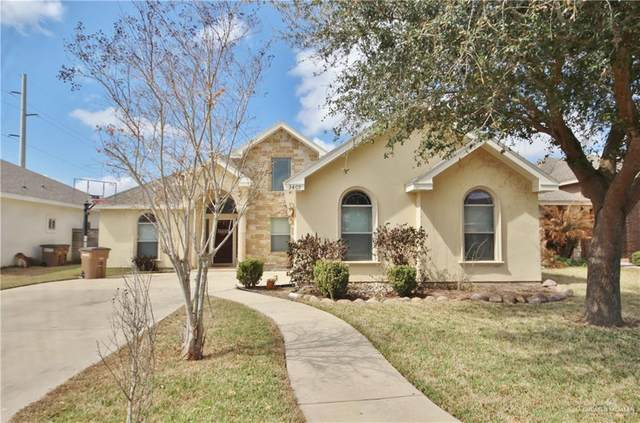 3409 Blue Stone Street, Edinburg, TX 78542 (MLS #353189) :: The Lucas Sanchez Real Estate Team
