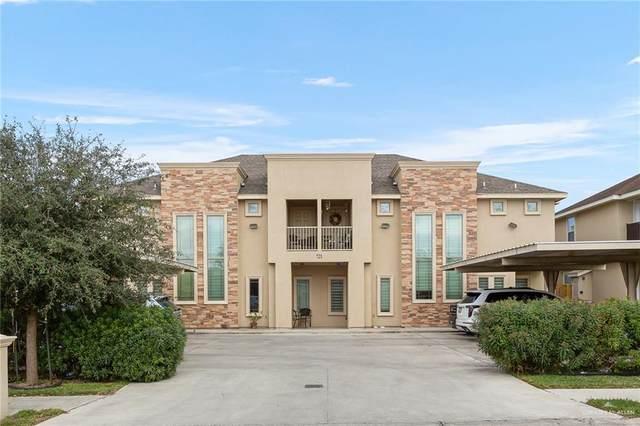 721 E Danielle Street #4, Pharr, TX 78577 (MLS #353223) :: The Lucas Sanchez Real Estate Team