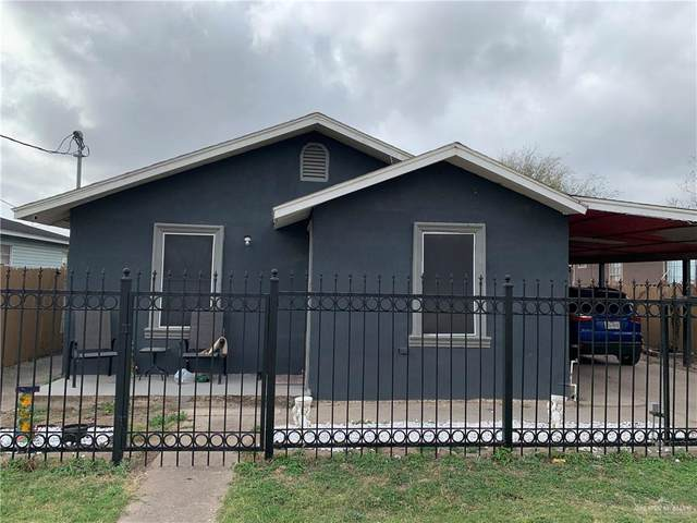 126 E Wells Street E, Edinburg, TX 78541 (MLS #353276) :: eReal Estate Depot