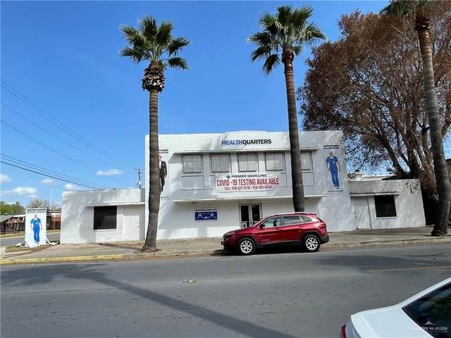 218 N Main Street N, Mcallen, TX 78501 (MLS #353280) :: eReal Estate Depot