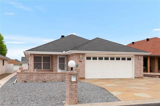 104 Saturn Street, Mission, TX 78572 (MLS #353306) :: The Lucas Sanchez Real Estate Team