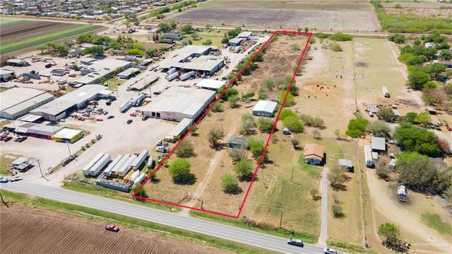 4005 N Cesar Chavez Road, San Juan, TX 78589 (MLS #354469) :: API Real Estate