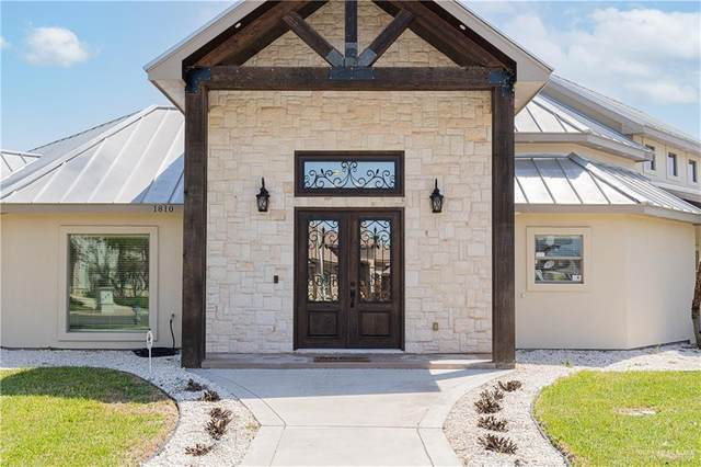 1810 Jim Schroeder Street, Mission, TX 78573 (MLS #354519) :: The Ryan & Brian Real Estate Team
